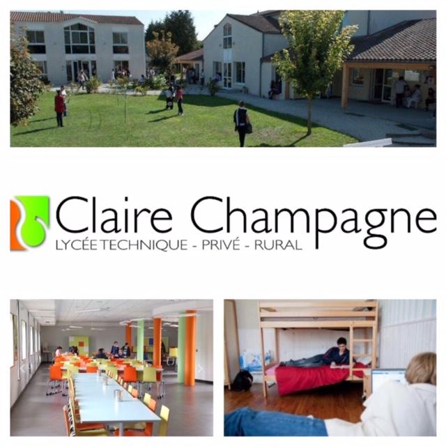 claire champagne